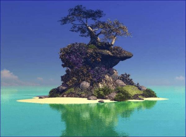 Sognare un'isola: significato, simboli e numeri da giocare