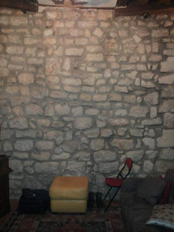 Togliere Intonaco Da Mattoni realizzare o recuperare una parete con mattoni o pietra a