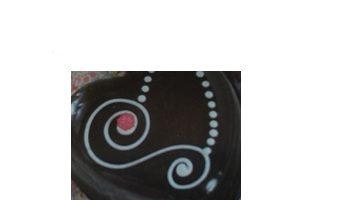 San Valentino tortine al cioccolato a cuore