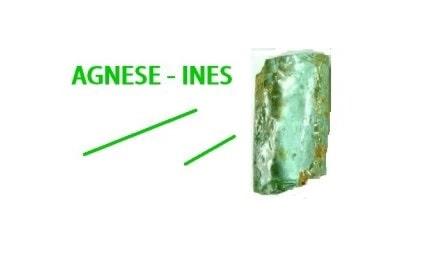 Agnese ed Ines significato onomastico e numerologia del nome