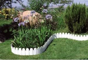 Animali Da Giardino In Plastica.Recinzioni Da Giardino In Legno E Recinzioni Elettriche Per