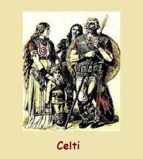 Abbigliamento Celtico come vestivano i Celti: vichinghi - galli - barbari