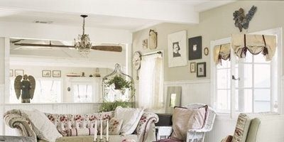 Riscoprendo l'originale Shabby chic