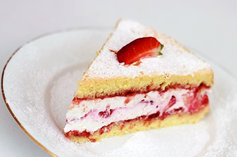 torta con yoghurt