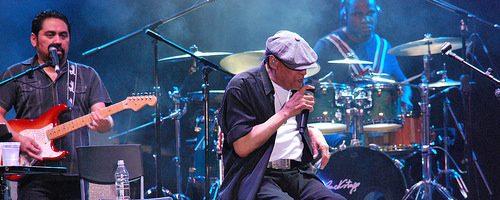 Al Jarreau Porta di Roma live luglio 2015 la leggenda del jazz