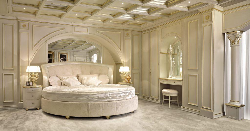 La camera da letto dei sogni delle donne fiabesca 10 - Camere da letto da sogno foto ...