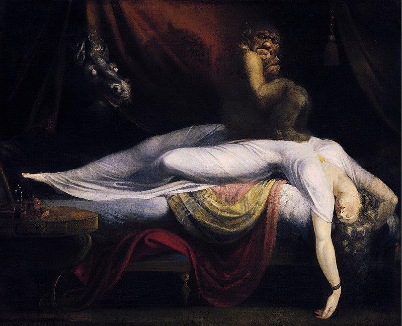Italiani e credenze sulla paralisi nel sonno