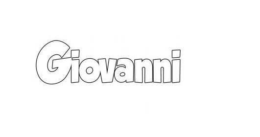 Giovanni-Giovanna-Gianna-Gianni significato nome-onomastico-numeri