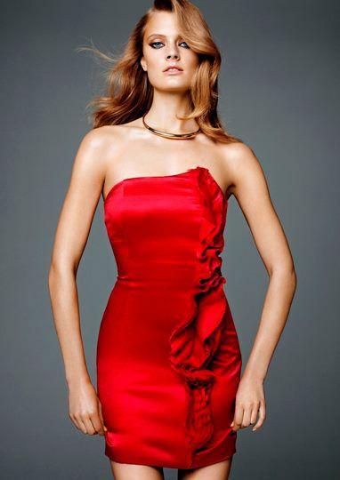 Mini dress rosso - credit foto  www.girlpower.it