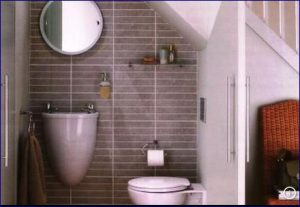5 idee per strutturare ed arredare un piccolo bagno - Bagno sottoscala ...