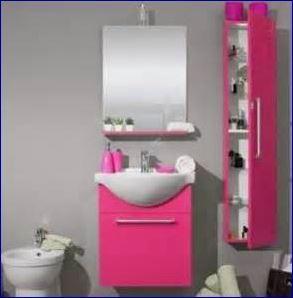 5 idee per strutturare ed arredare un piccolo bagno for Arredare un bagno piccolo