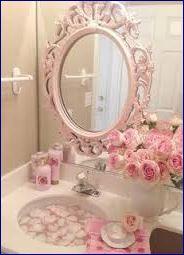 specchio shabby chic 2
