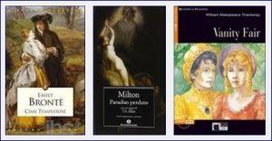 5 libri classici letteratura inglese