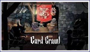Card grawl