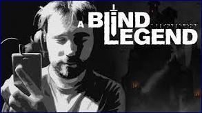 a blind legen