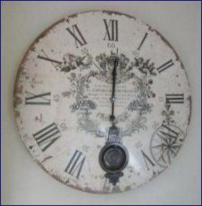 orologio shabby 3