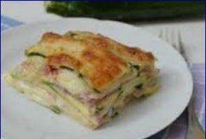Ricette: Parmigiana bianca di patate e zucchine