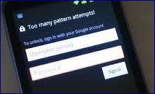 sbloccare cellulare senza password