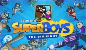super boy the big fight