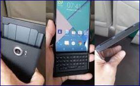 Recensione Blackberry priv, con sistema operativo Android