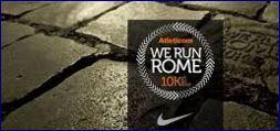 gara podistica roma we run