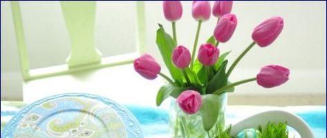 5 idee di Pasqua veloci e facili per decorare tavola e casa