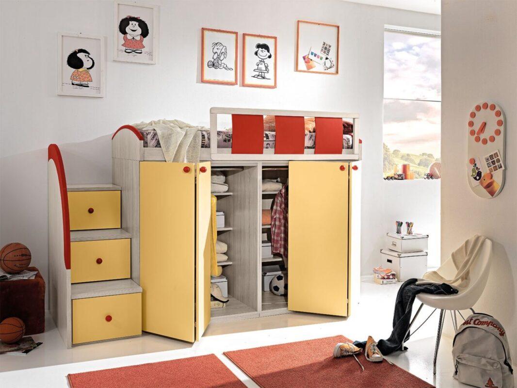 Camerette Particolari Per Bambini. Cool Camerette Particolari Per ...