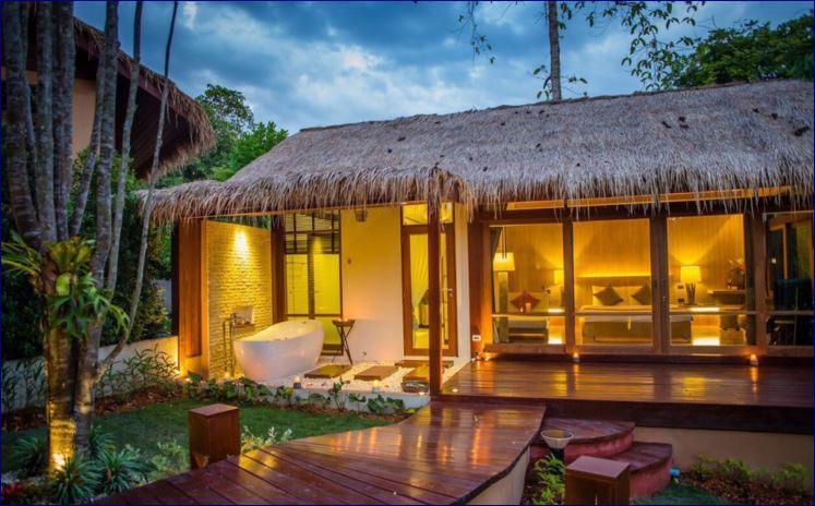 5 abitazioni ecosostenibili da sogno tentazioni di stile for Piccole case in stile ranch