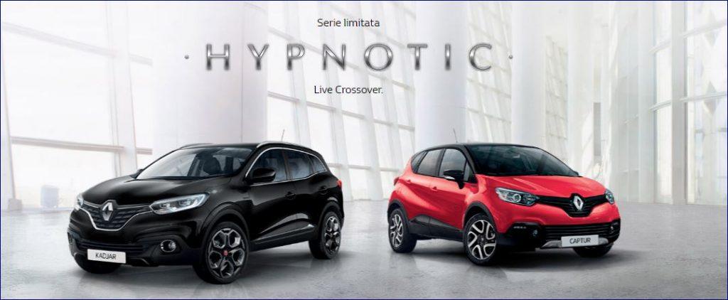 Renault serie limitata Hypnotic