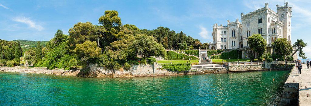 Castello di Miramare Triese