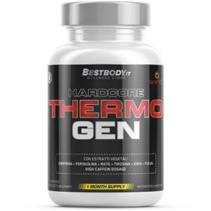 Integratori sportivi all'avanguardia Best Body: Thermo gen