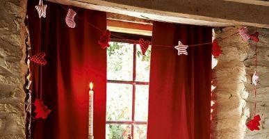Natale arredamento luci ed accessori per creare atmosfera