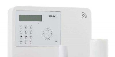 Sicurezza in casa con antifurto FAAC Home Lock
