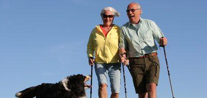 Sport e anziani: 5 motivi per fare sport