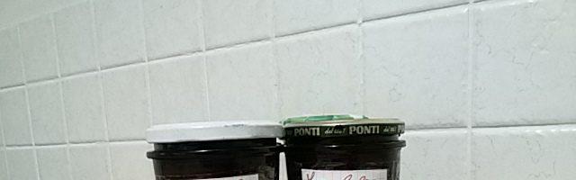 Marmellata di Gelsi o more gelse