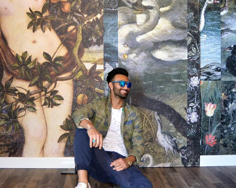 Manuel Dell'Aquila fashion blogger ed il suo store SublimeMen