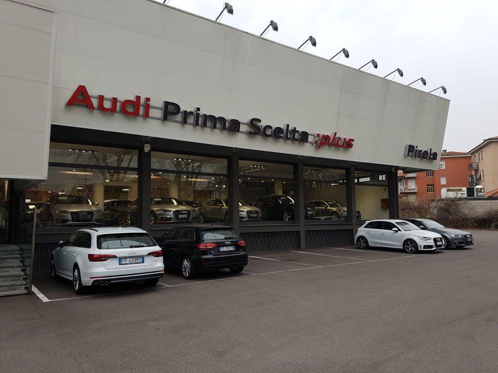 Autosalone Pirola automobili Audi nuove e usate