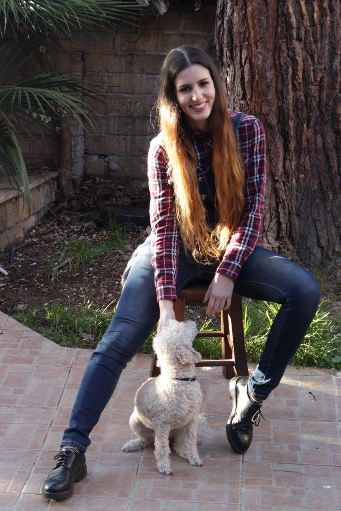 The denim girl: come indossare una salopette jeans