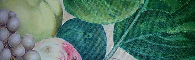 Come restaurare un quadro tagliato dai ladri con il fai da te