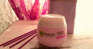 Crema viso delicata Garnier pelli sensibili