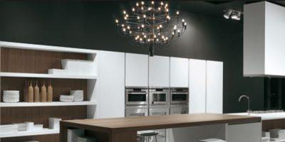 Cucine con isola, le soluzioni possibili eleganti e funzionali