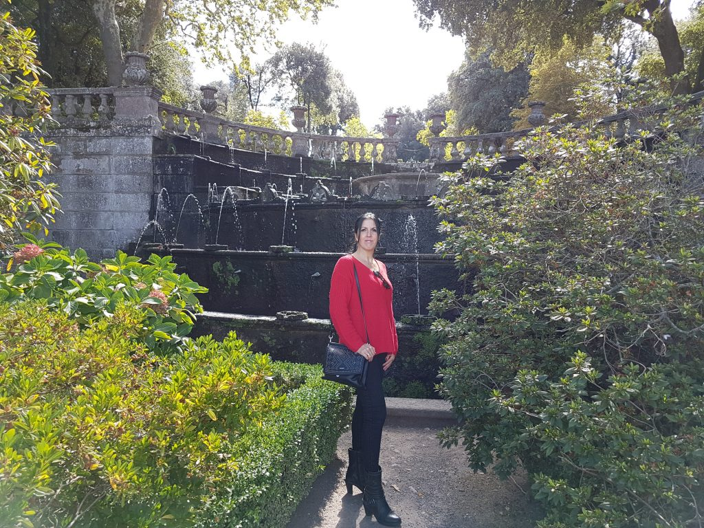Villa Lante Bagnania - fontane
