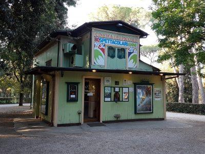 Cinema per i piccoli  Roma a Villa Borghese