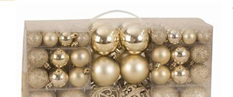 Decorazioni eleganti per l'albero di Natale
