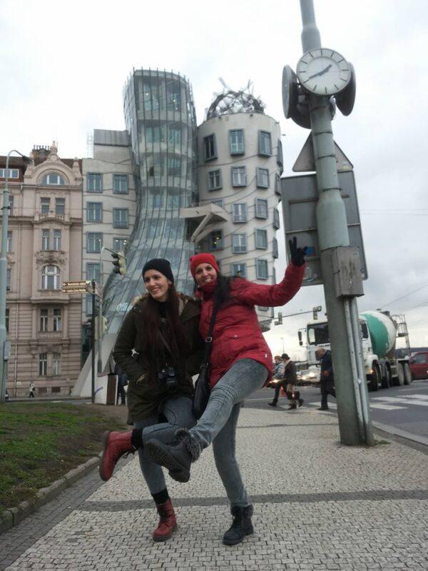 Praga la casa danzante