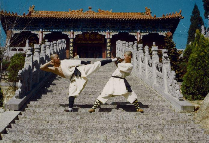 Arti Marziali e Medicina Cinese: Maestro Shaolin Shin Yan Hui