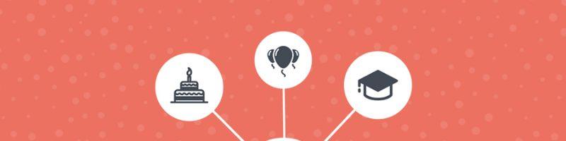 Compleanno, evento, matrimonio, festa? Collettiamo per una raccolta facile