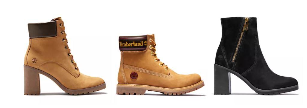 Timberland scarpe donna