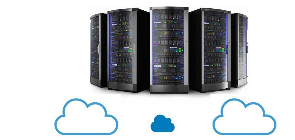Hosting per siti e blog: cloud con servizio di virtual server o data center virtuale