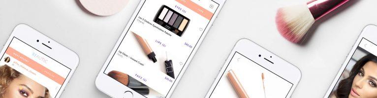 Beautic il social marketplace per  influencer e blogger di  make-up